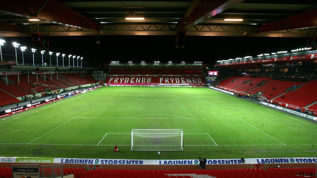 Police open investigation into orgy of Norwegian Brann players in