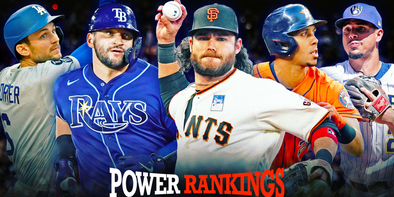 Power Rankings Are the Yankees moving up