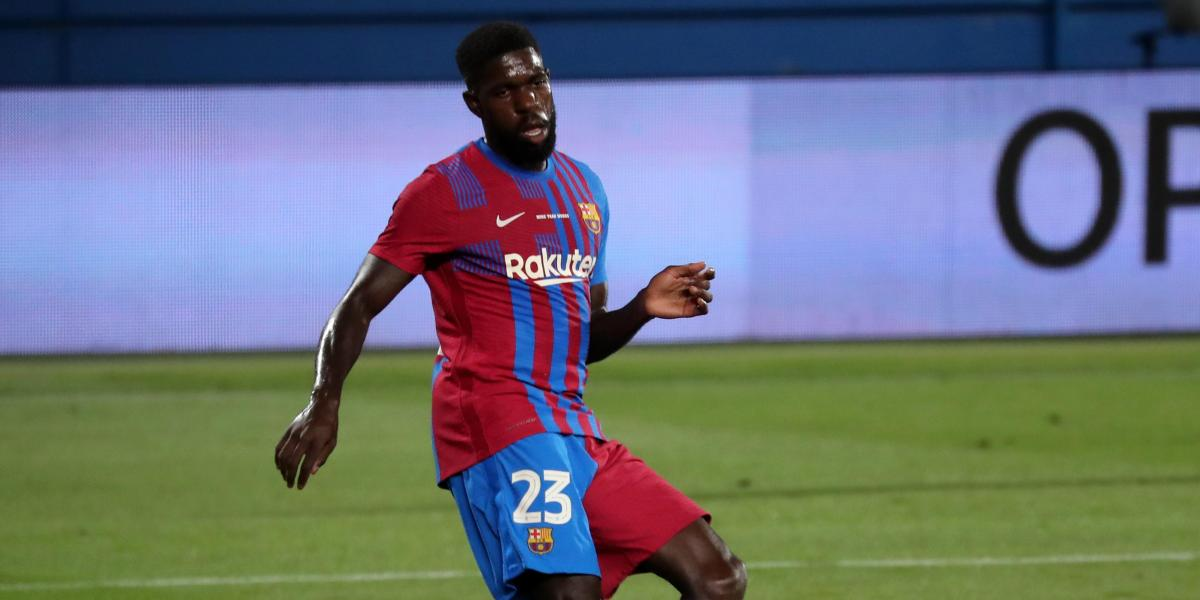 Pressure to Umtiti to assume his departure