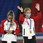 Quinn, first transgender footballer to win gold at the Olympics