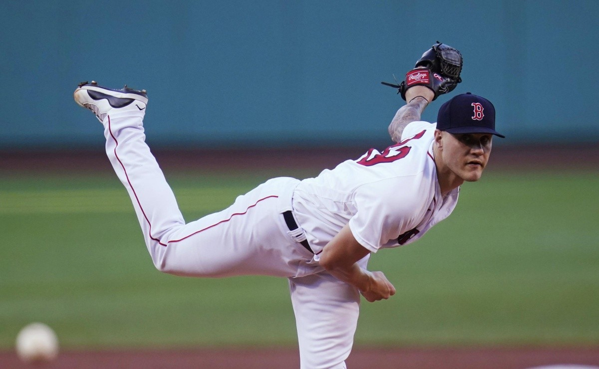 Red Sox has his pitching secret weapon and hes a