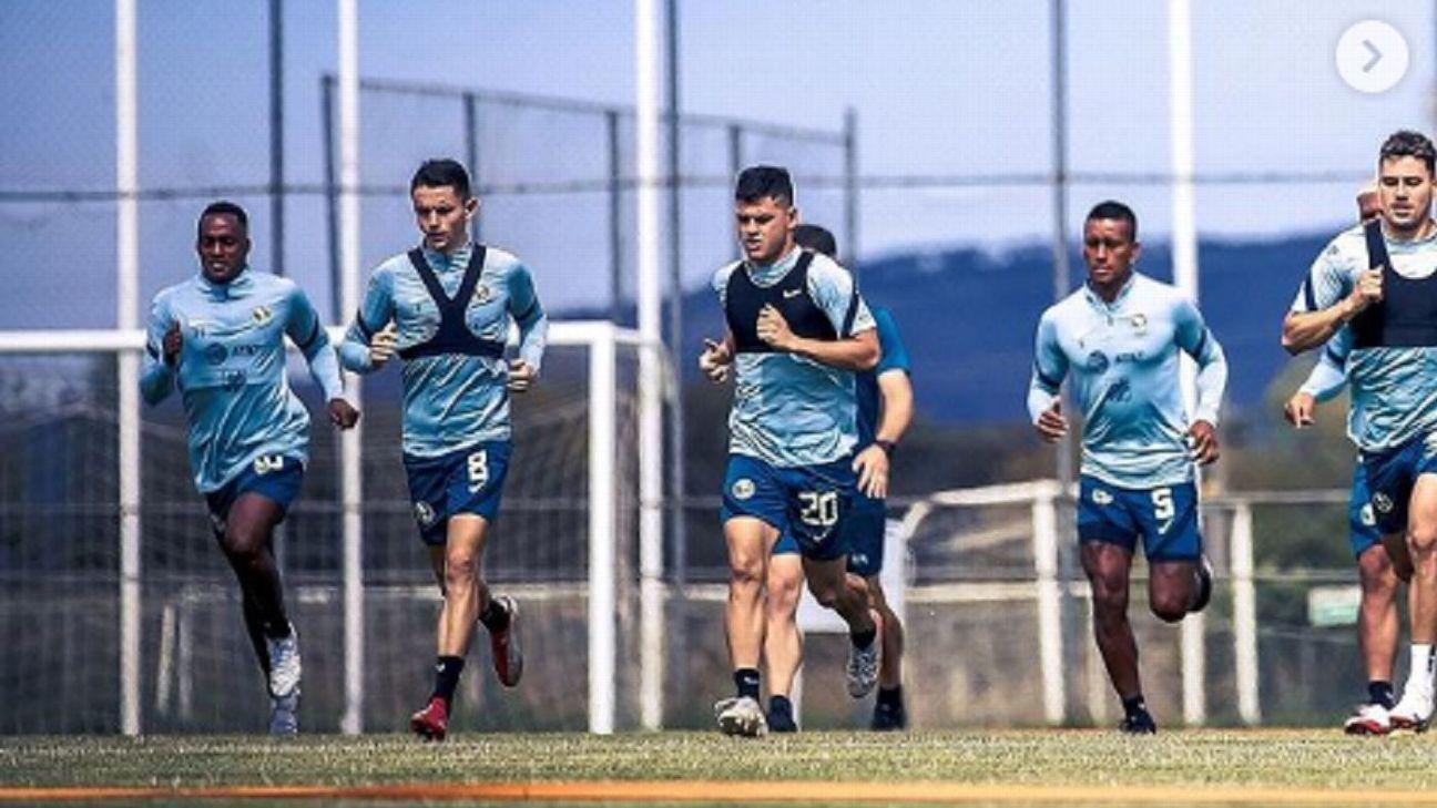 Renato Ibarra will stay in America for the Apertura 2021
