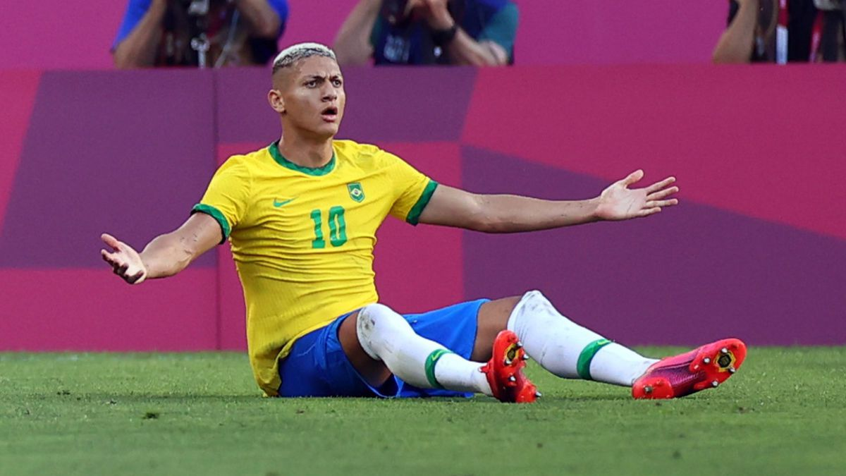 Richarlison Neymar now youre going to have to put up