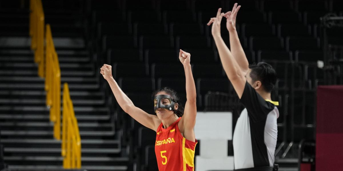 Schedule and where to watch on TV the Spain - France of the women's basketball quarterfinals at the Tokyo 2021 Olympic Games