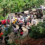 Serious accident in Antioquia left one dead and eight injured in an amateur soccer team