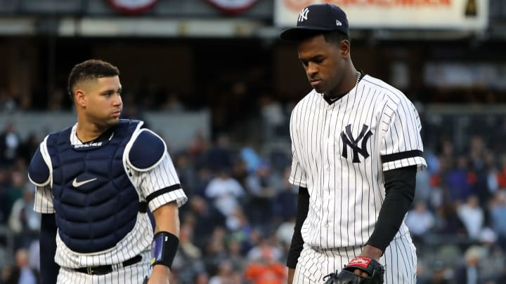 Should the Yankees consider the departure of Luis Severino