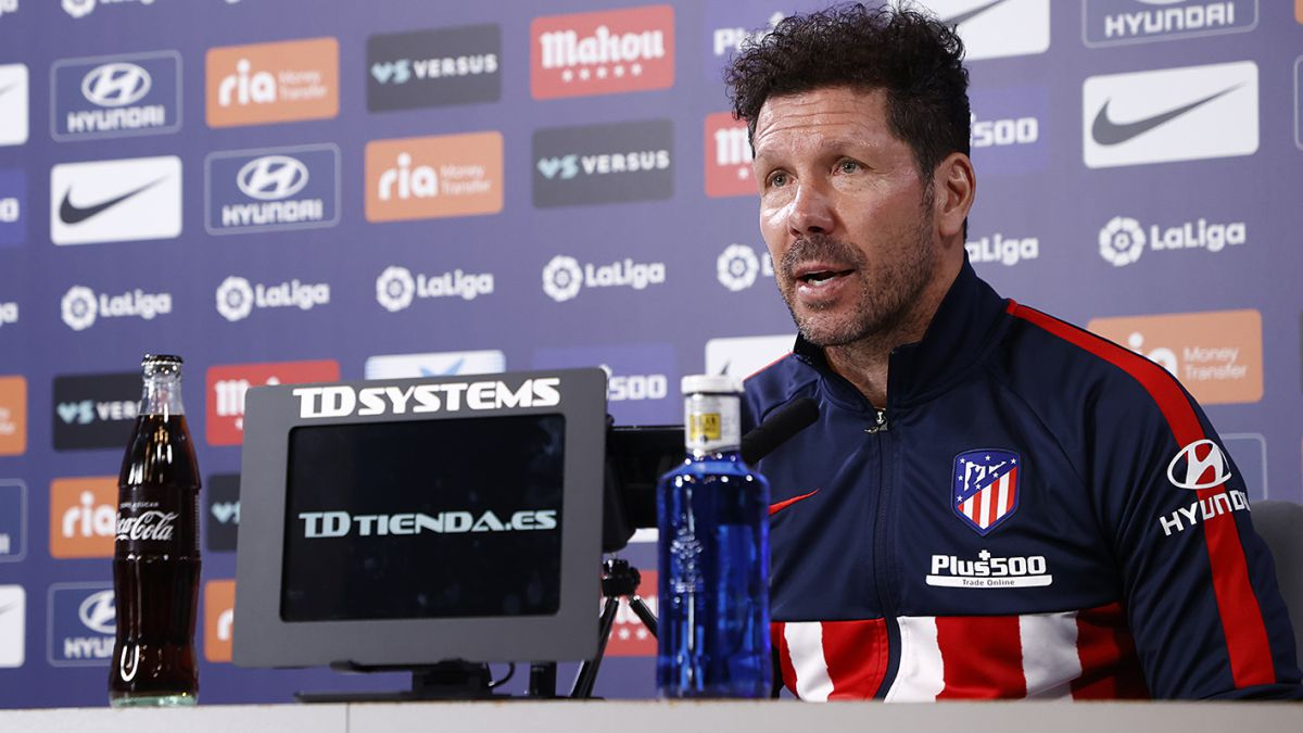 Simeone The objective of the course is to be competitive
