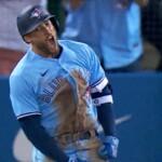 Springer's HR sealed Blue Jays comeback