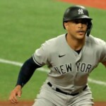 Stays? Aaron Boone says Giancarlo Stanton in outfield 'benefits' Yankees