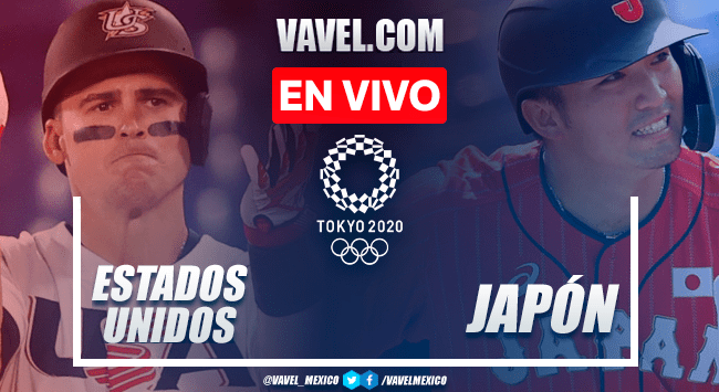 Summary and Careers: USA 6-7 Japan in Phase 2 of Baseball for Tokyo 2020 Olympics | 08/02/2021