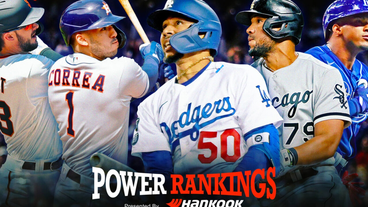 The Power Rankings after the deadline