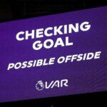 The Premier League modifies several criteria for the use of the VAR