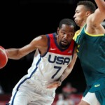 The United States beats Australia with a great set in the third quarter; Kevin Durant appeared again | Other Sports | sports