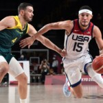 The United States came back against Australia and will seek Olympic gold
