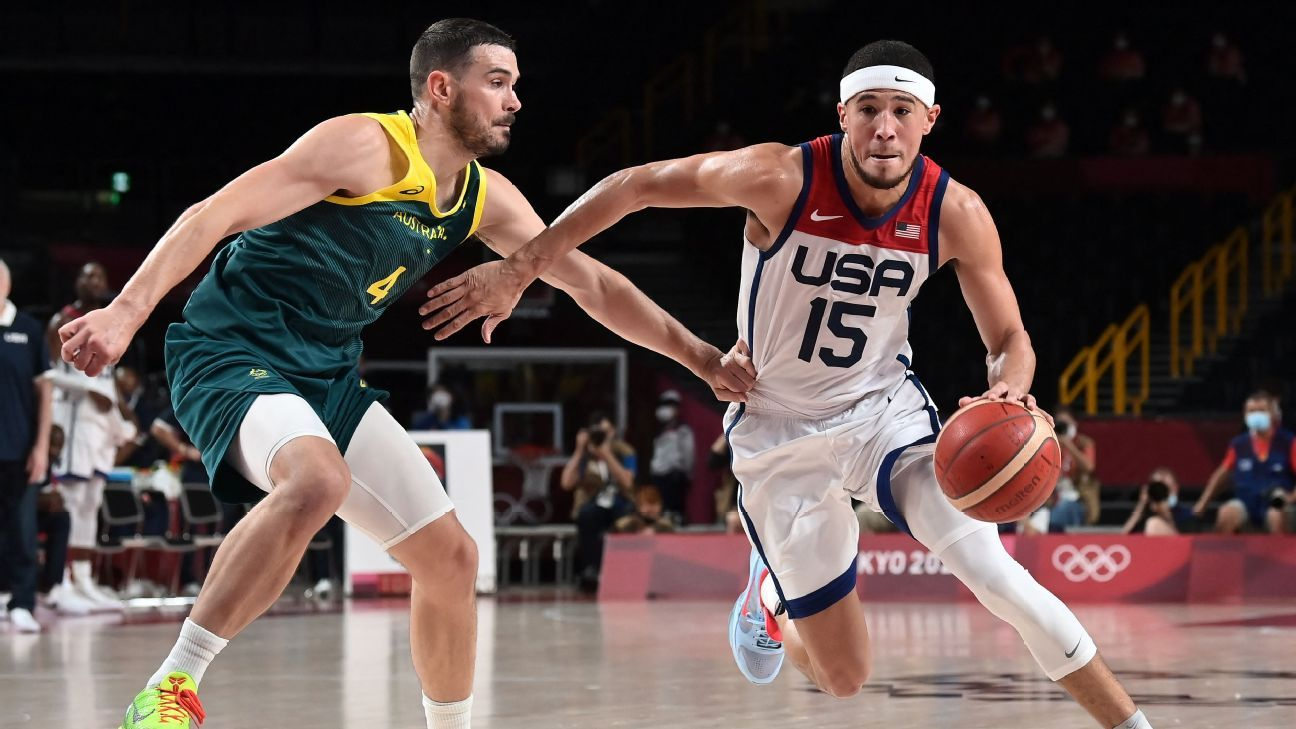 The United States came back against Australia and will seek