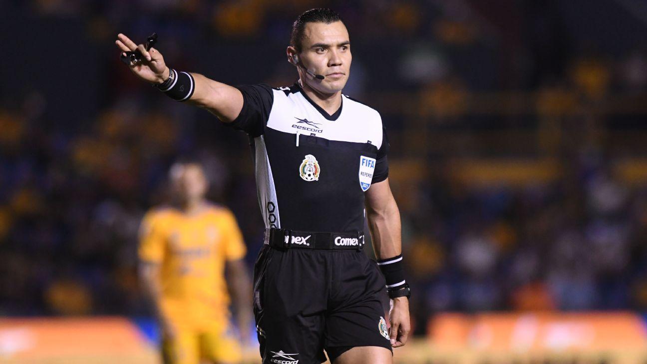 The arbitration controversies of Marco Ortiz in the Tigres vs
