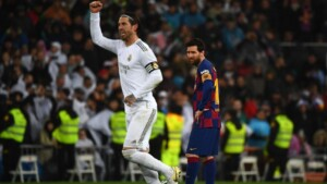 The departure of Messi and Ramos overlaps a 'light' market