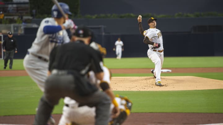 The divisional war between Padres and Dodgers resembles that of