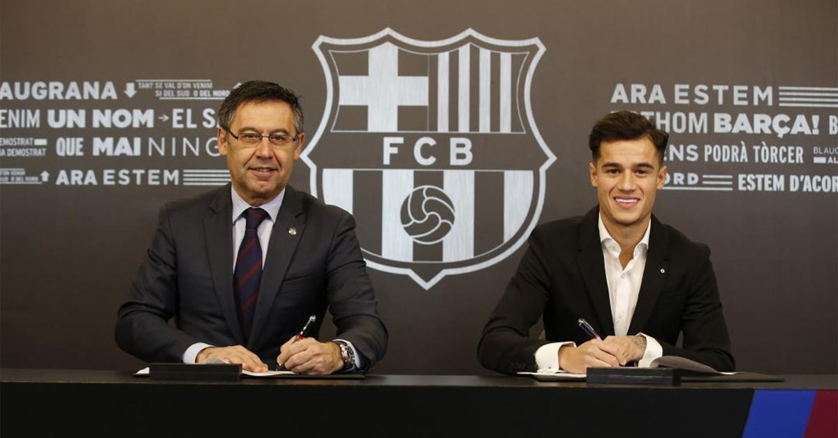 The fortune that Barcelona squandered on signings and ended up