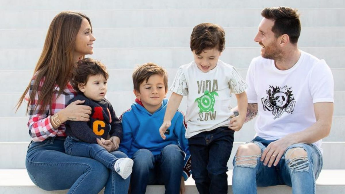 The life that the Messi leave behind in Barcelona