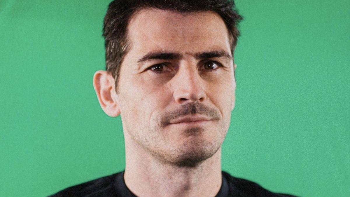 The media evolution of Iker Casillas in data