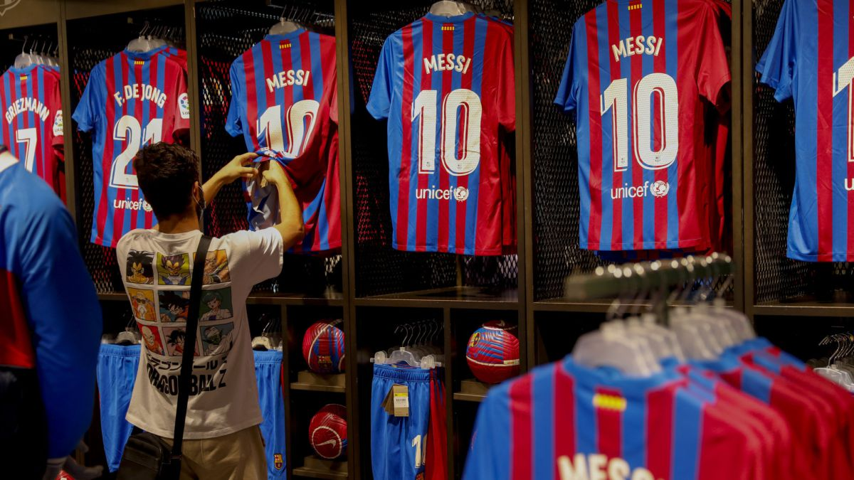 The mess of Barcelona is now presented with the return
