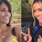 The message from Neymar's sister to Antonela Roccuzzo that would confirm the rumors about Messi's fate