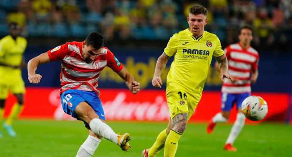 The points are distributed: Villareal and Granada equaled 0-0 on the first date of LaLiga