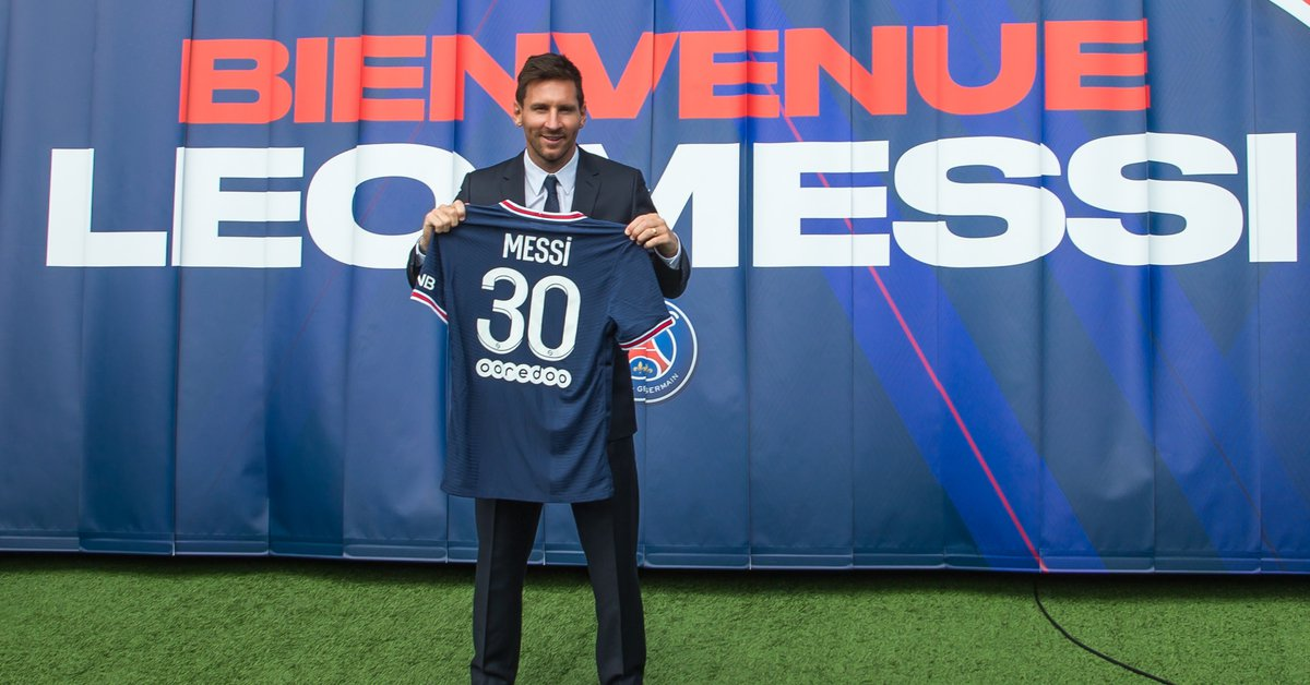 The truth behind the number of Lionel Messi jerseys sold by PSG