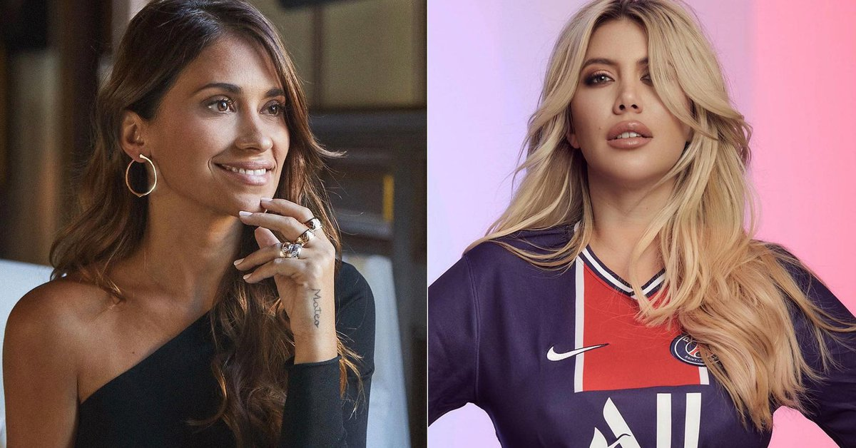 The truth of the relationship between Antonela Roccuzzo and Wanda Nara: misgivings in the World Cup in Russia, comparisons in networks and an unrequited first approach