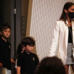 The unconditional support that Messi had in his most difficult moment: Antonela Roccuzzo and her three children were in the front row