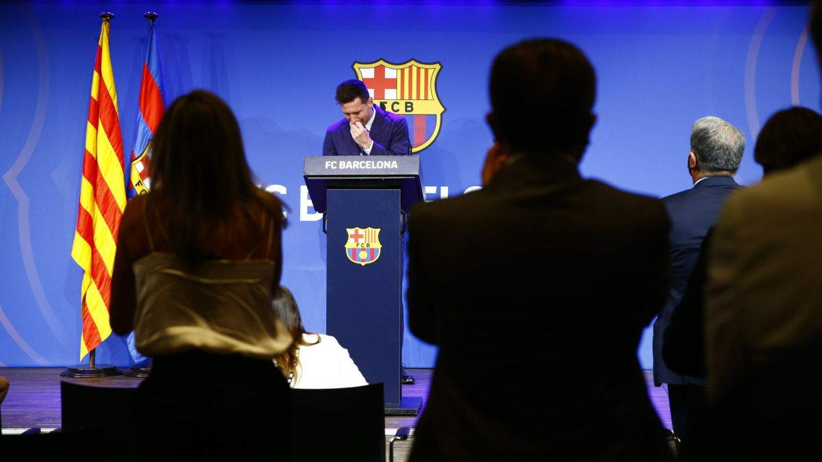The unknowns left by the Messi case