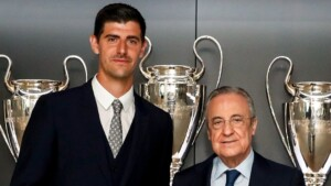 Thibaut Courtois renews with Real Madrid until 2026