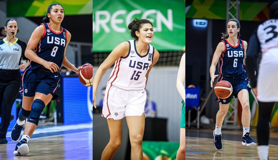 Three stars from USA U19. This is how Spain's rivals are in the World Cup