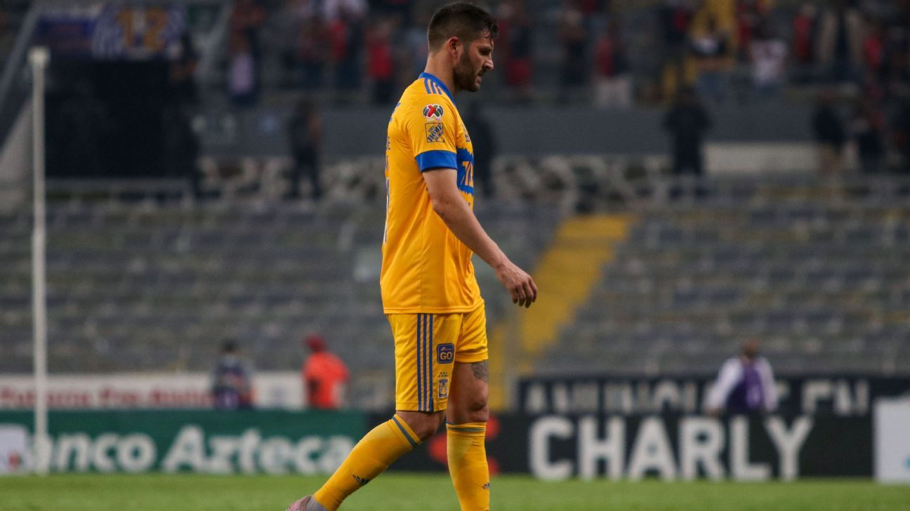 Tigres look for a scorer in the absence of Gignac