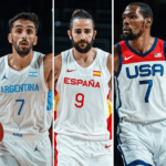 Tokyo 2020 Olympic Games: This is how the Quarterfinal crosses remained in the men's tournament | NBA.com Argentina | The Official Site of the NBA