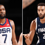 Tokyo 2020 Olympic Games: three stories to follow from the final between the United States and France | NBA.com Argentina | The Official Site of the NBA