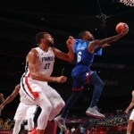 Tokyo 2020: The battle for basketball gold between the United States and France