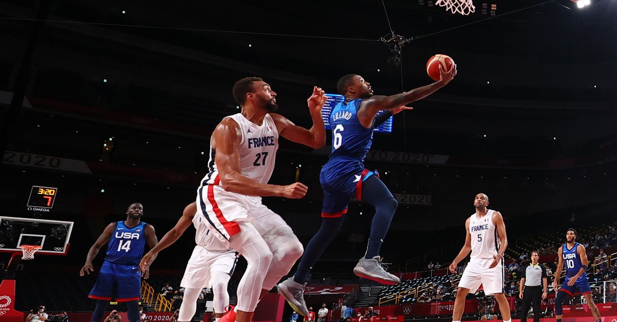 Tokyo 2020 The battle for basketball gold between the United