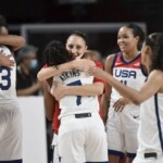 Tokyo 2020: United States achieved Olympic gold in women's basketball for the seventh time in a row