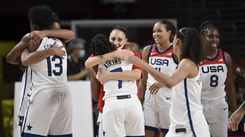 Tokyo 2020 United States achieved Olympic gold in womens basketball