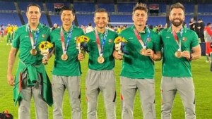 Tokyo organizers denied Mexico's celebration for bronze; FMF will make replies for the coaching staff