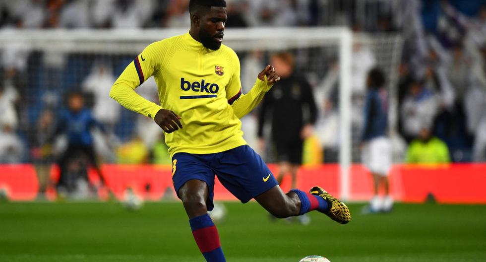 Top or nothing team Umtitis demand to leave Barcelona in