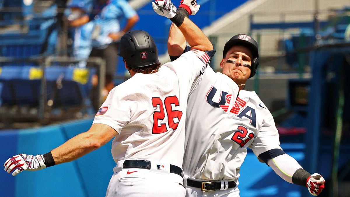 USA Baseball hoping for gold after beating Dominicana