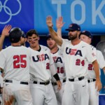 USA advances to end of baseball in Tokyo