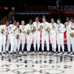 USA dominated in basketball and excelled in women's volleyball and water polo