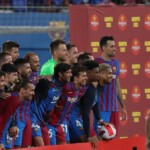 Umtiti and Pjanic 'pay' for Messi and the Frenchman is missing the trophy