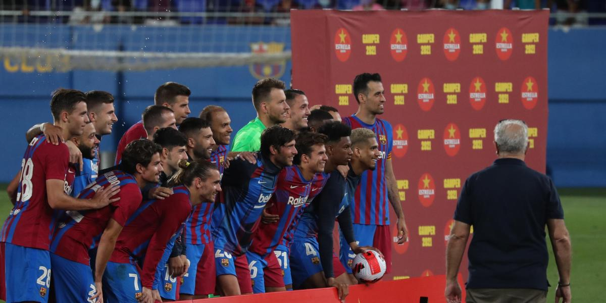 Umtiti and Pjanic pay for Messi and the Frenchman is