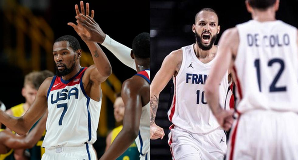 United States vs France date time and channels for the