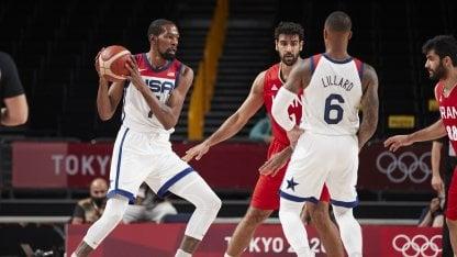 United States basketball